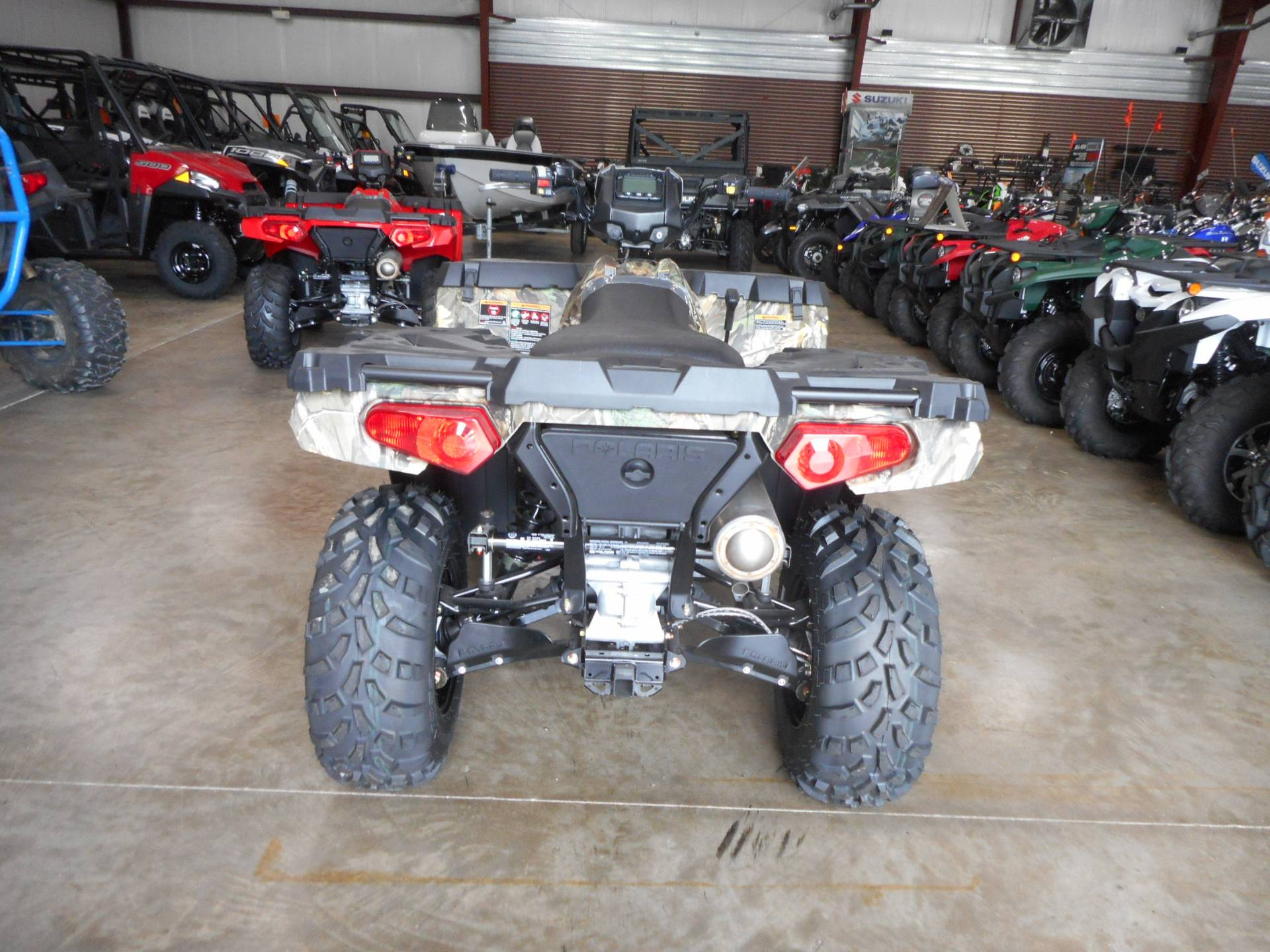 2019 Polaris Sportsman 570 EPS Camo in Belvidere, Illinois - Photo 6