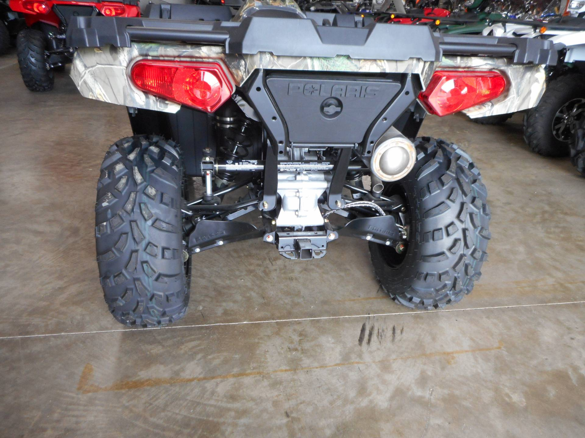 2019 Polaris Sportsman 570 EPS Camo in Belvidere, Illinois - Photo 9
