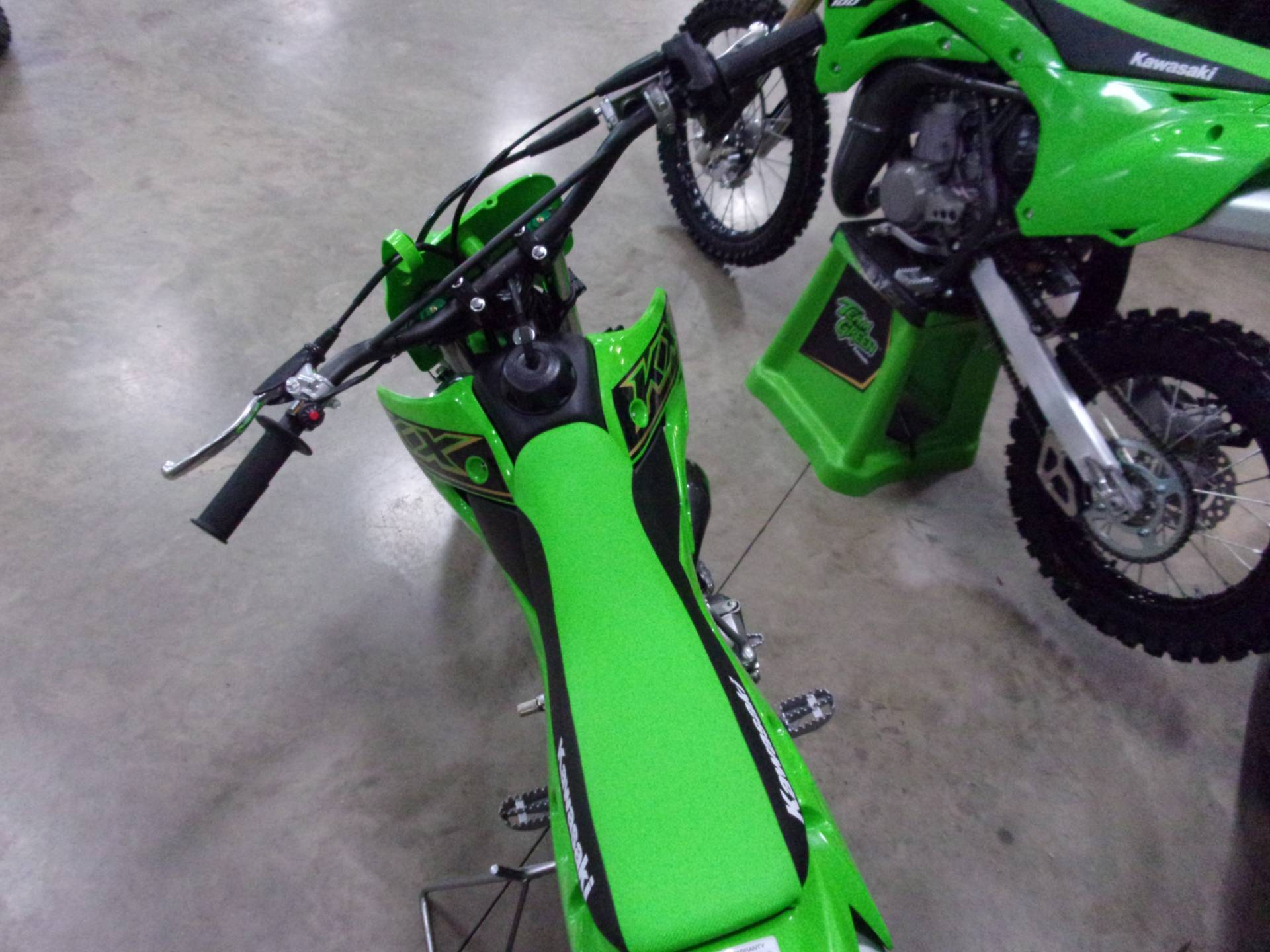 2021 Kawasaki KX 65 in Belvidere, Illinois - Photo 4