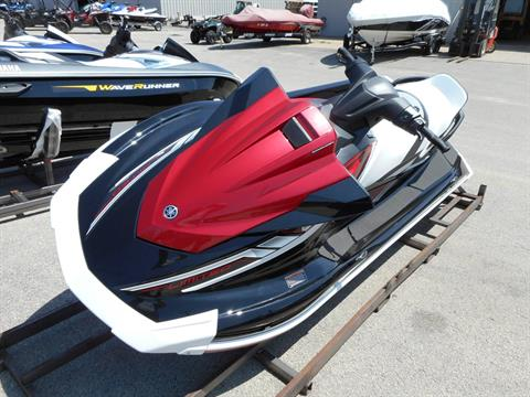 2018 Yamaha VX Limited in Belvidere, Illinois