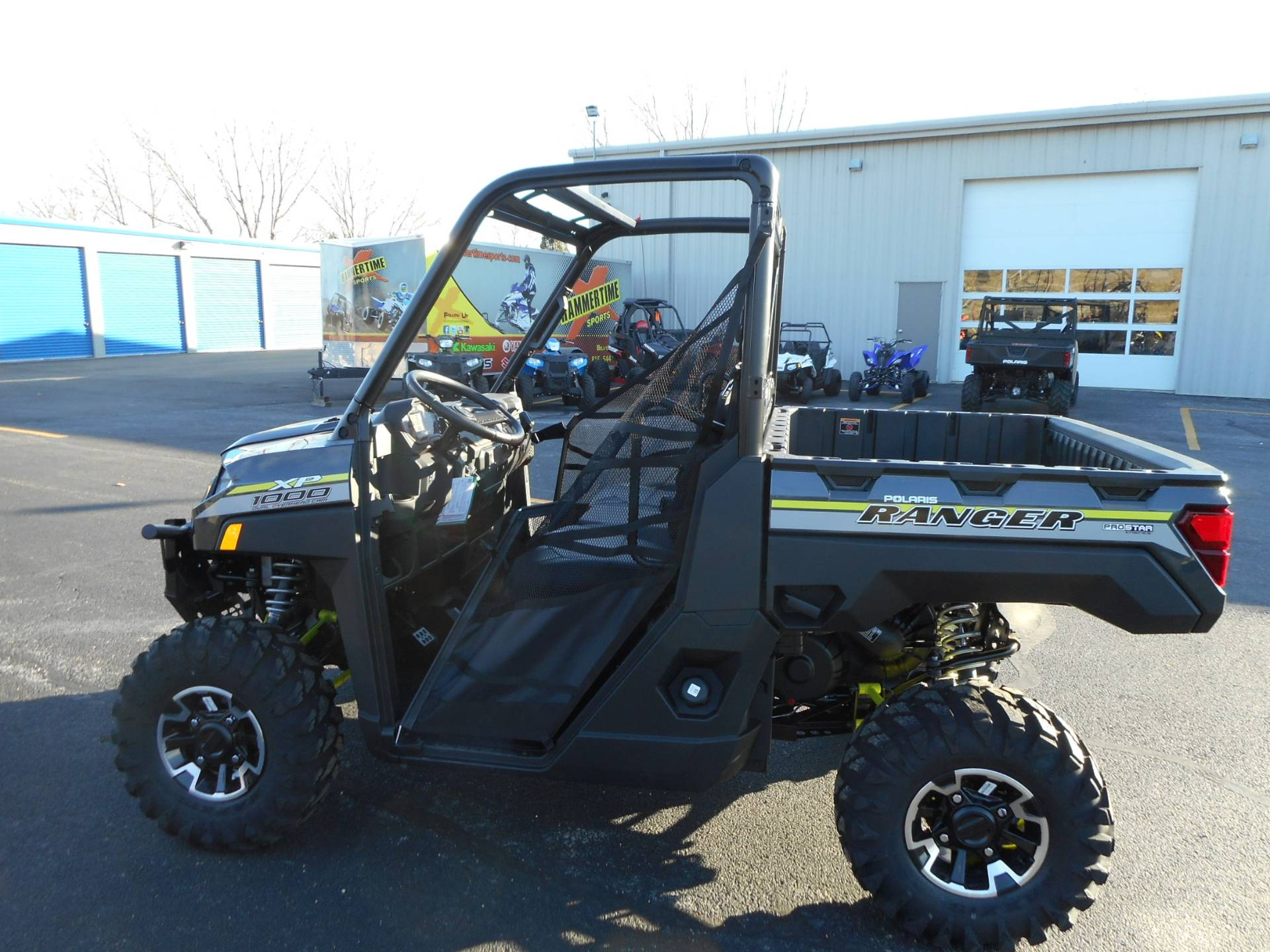 2019 Polaris Ranger XP 1000 EPS Premium in Belvidere, Illinois - Photo 2