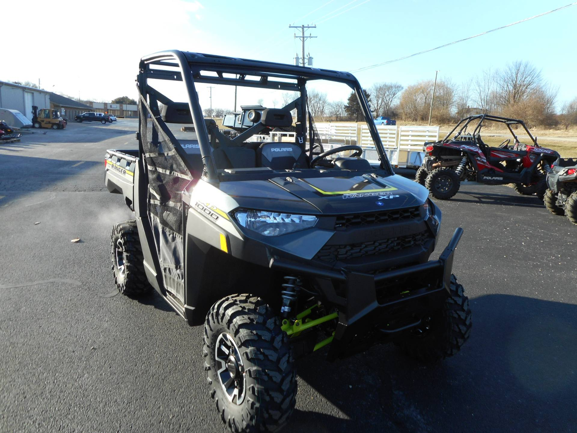 2019 Polaris Ranger XP 1000 EPS Premium in Belvidere, Illinois - Photo 4