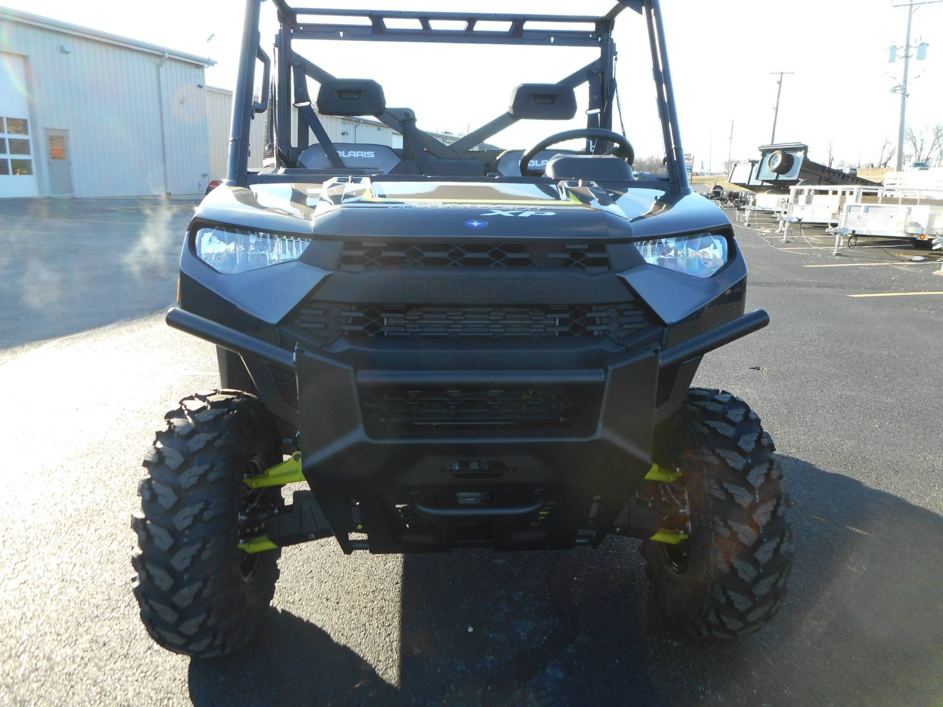 2019 Polaris Ranger XP 1000 EPS Premium in Belvidere, Illinois - Photo 6
