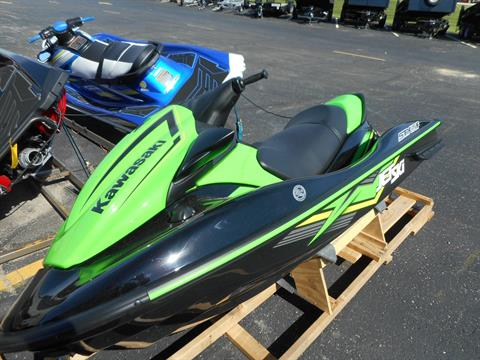 2019 Kawasaki Jet Ski STX-15F in Belvidere, Illinois - Photo 1