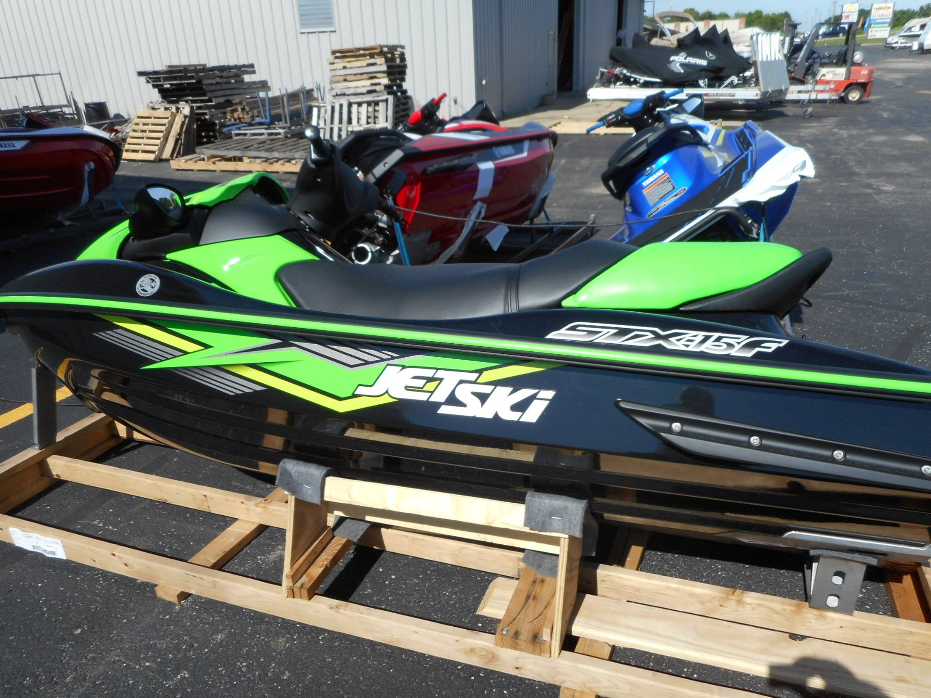 2019 Kawasaki Jet Ski STX-15F in Belvidere, Illinois - Photo 3