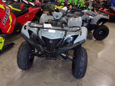 2021 Yamaha Grizzly 90 in Belvidere, Illinois - Photo 2