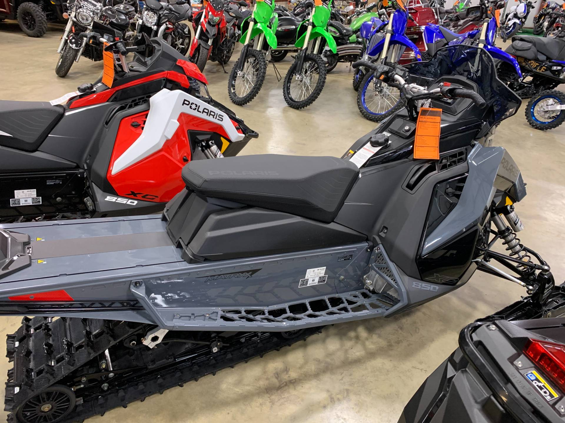2021 Polaris 850 Indy XC 137 Launch Edition Factory Choice in Belvidere, Illinois - Photo 3