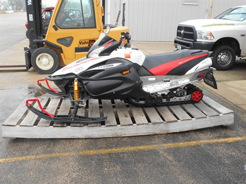2008 Yamaha Apex GT in Belvidere, Illinois