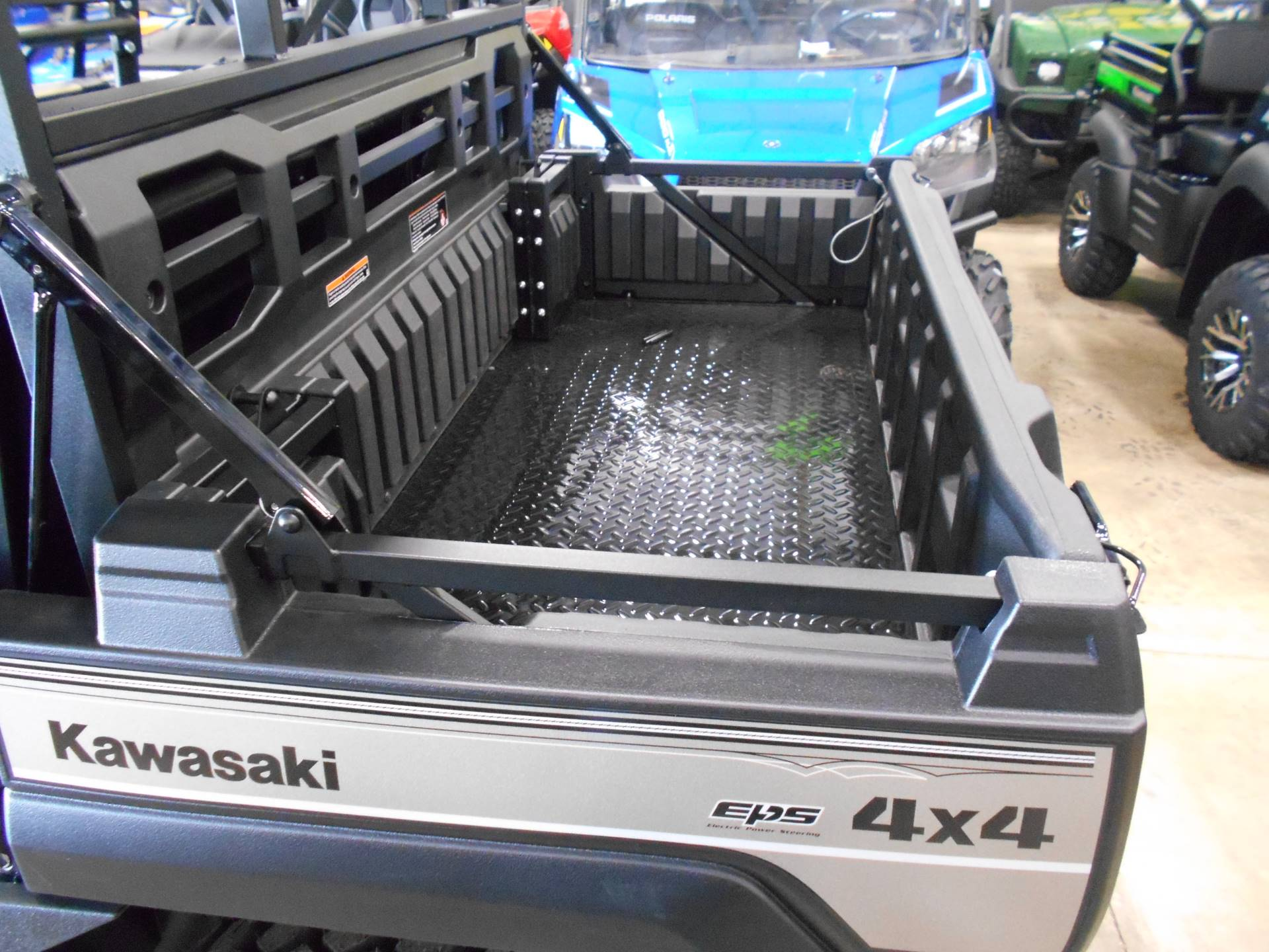 2018 Kawasaki Mule PRO-FXT RANCH EDITION in Belvidere, Illinois
