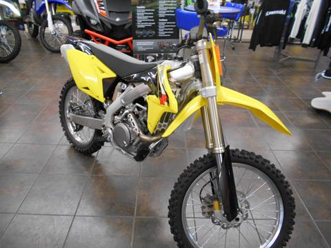 2016 Suzuki RM-Z450 in Belvidere, Illinois - Photo 1