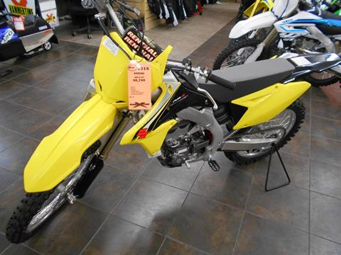 2016 Suzuki RM-Z450 in Belvidere, Illinois - Photo 5