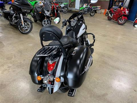 2014 Kawasaki Vulcan® 1700 Nomad™ ABS in Belvidere, Illinois - Photo 4