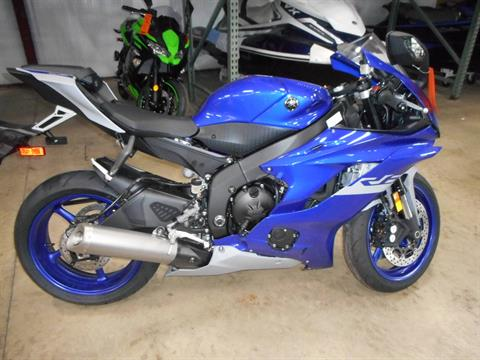 2020 Yamaha YZF-R6 in Belvidere, Illinois - Photo 2