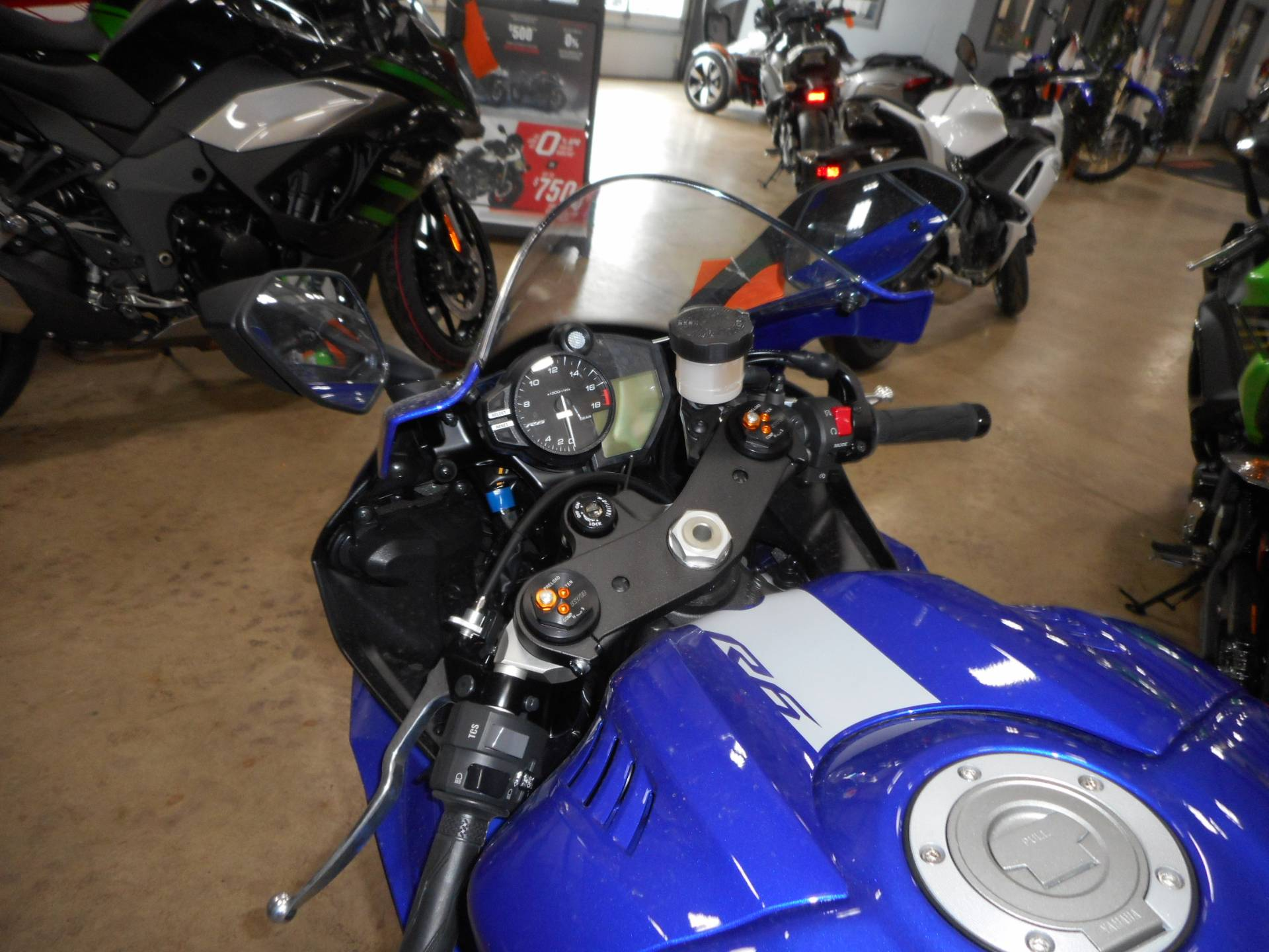 2020 Yamaha YZF-R6 in Belvidere, Illinois - Photo 5