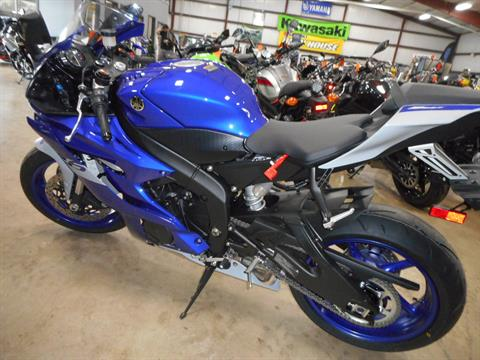2020 Yamaha YZF-R6 in Belvidere, Illinois - Photo 3