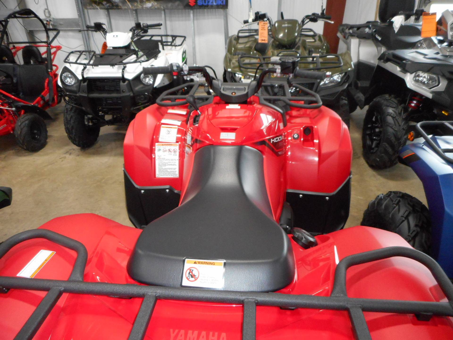 2019 Yamaha Kodiak 700 in Belvidere, Illinois