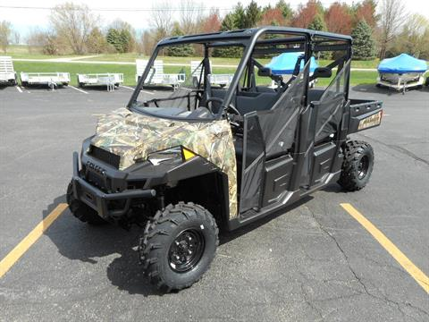 2019 Polaris Ranger Crew XP 900 EPS in Belvidere, Illinois - Photo 1
