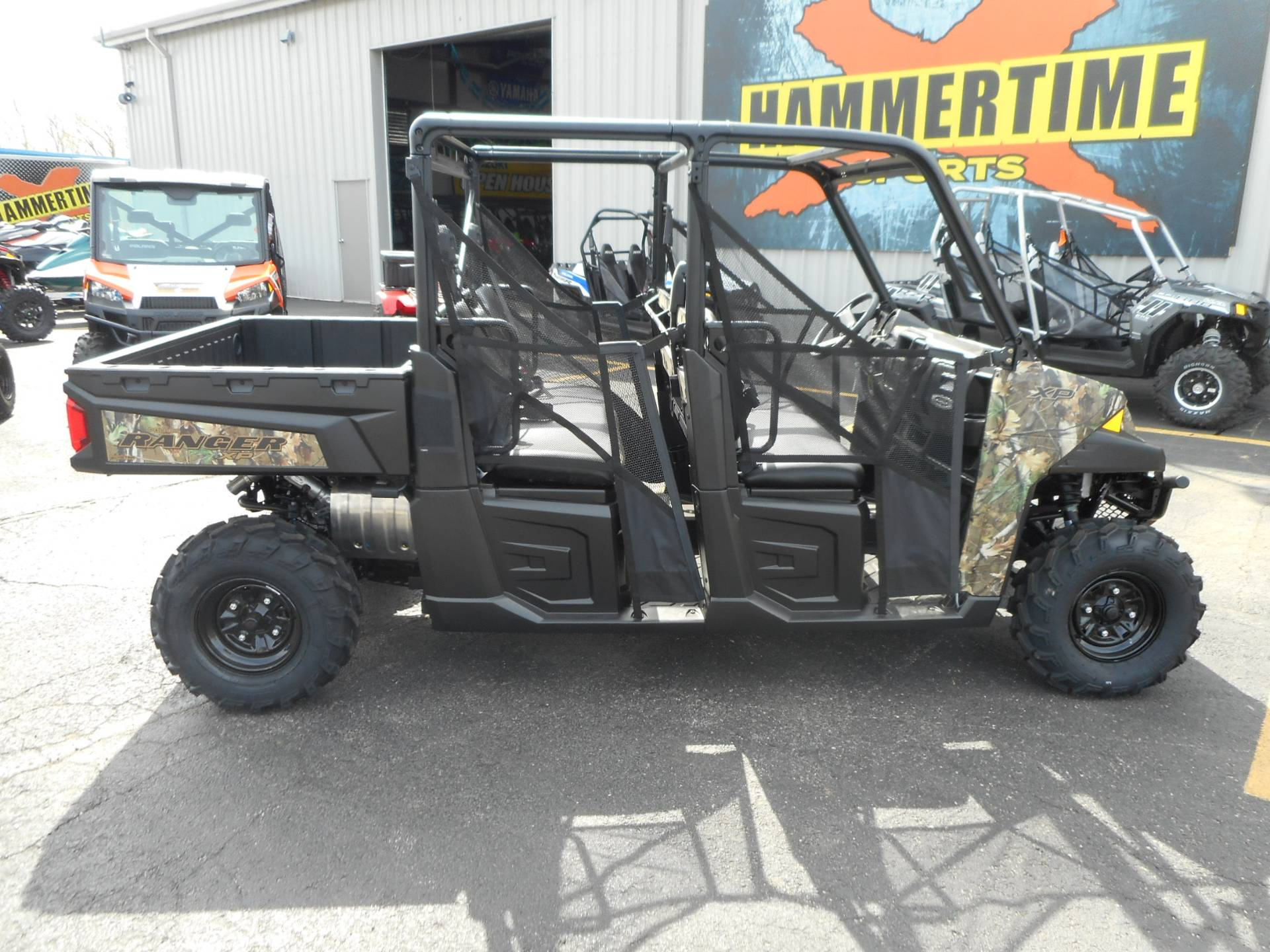 2019 Polaris Ranger Crew XP 900 EPS in Belvidere, Illinois - Photo 4