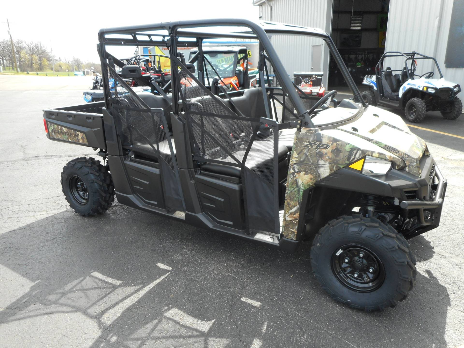 2019 Polaris Ranger Crew XP 900 EPS in Belvidere, Illinois - Photo 5
