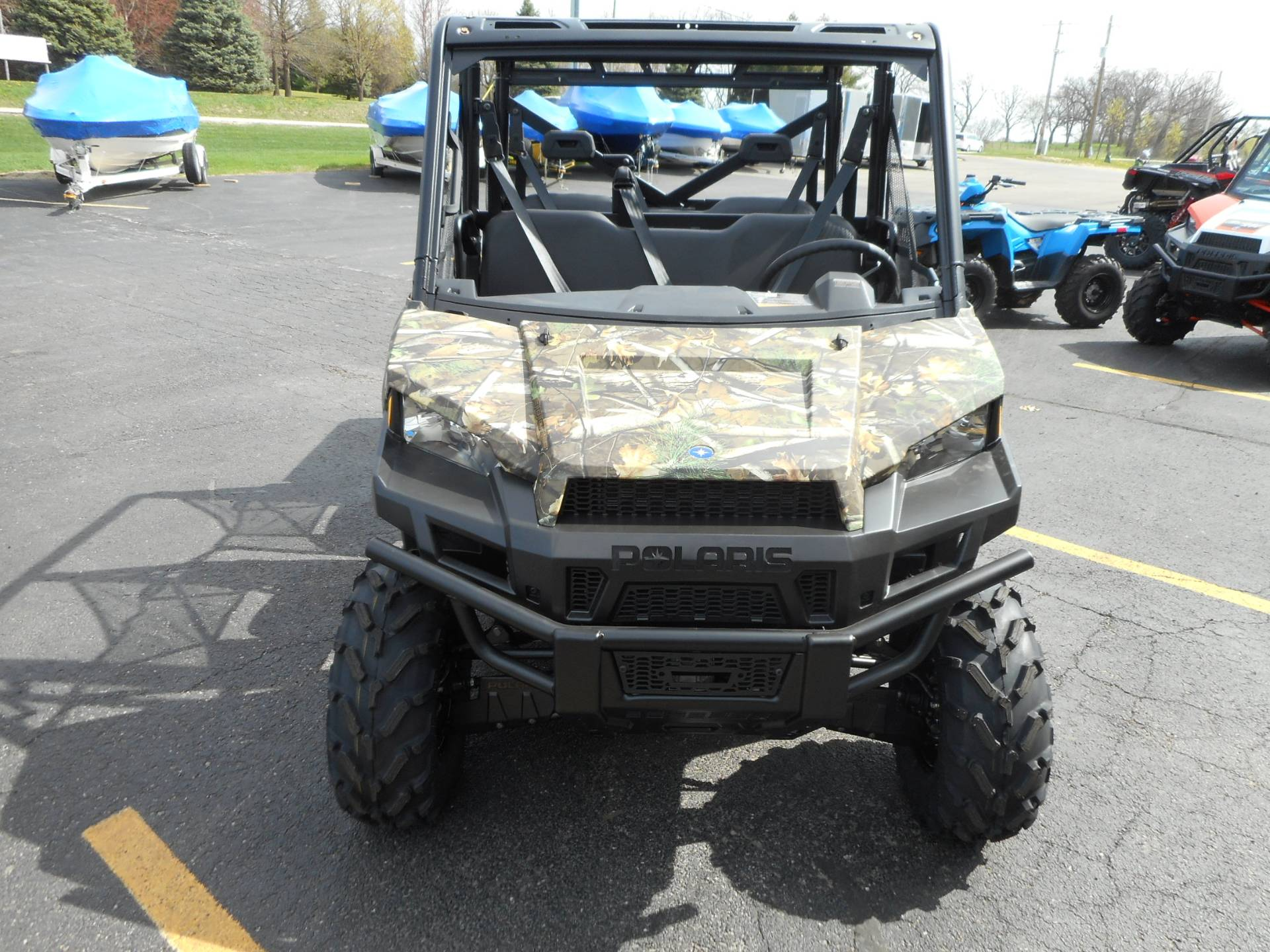 2019 Polaris Ranger Crew XP 900 EPS in Belvidere, Illinois - Photo 6