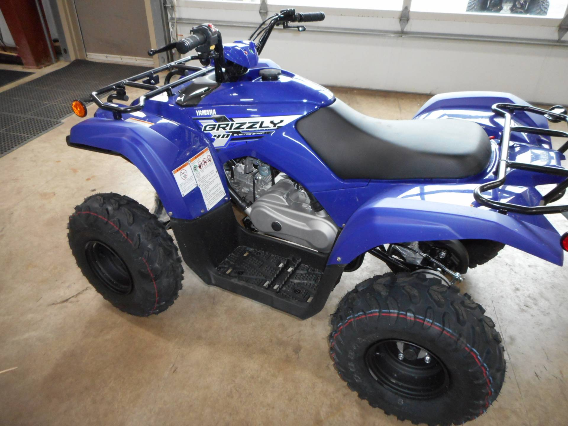 2019 Yamaha Grizzly 90 in Belvidere, Illinois