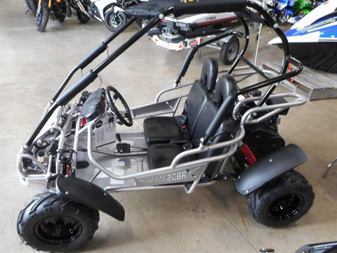 2019 Hammerhead Off-Road MudHead 208R in Belvidere, Illinois