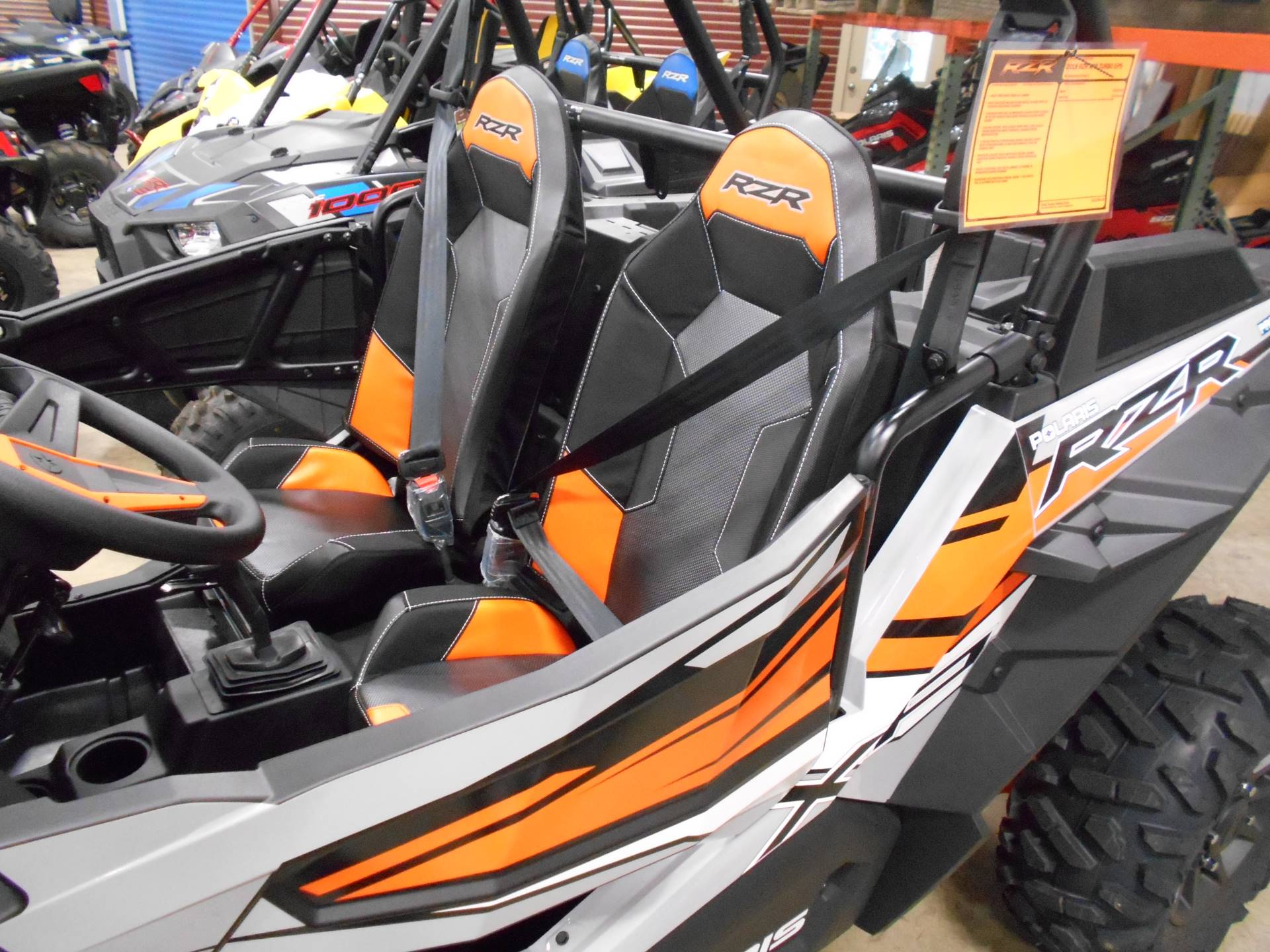 2018 Polaris RZR XP Turbo EPS in Belvidere, Illinois