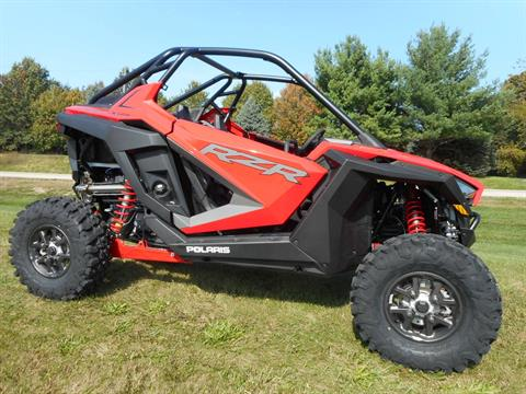 2020 Polaris RZR Pro XP Premium in Belvidere, Illinois