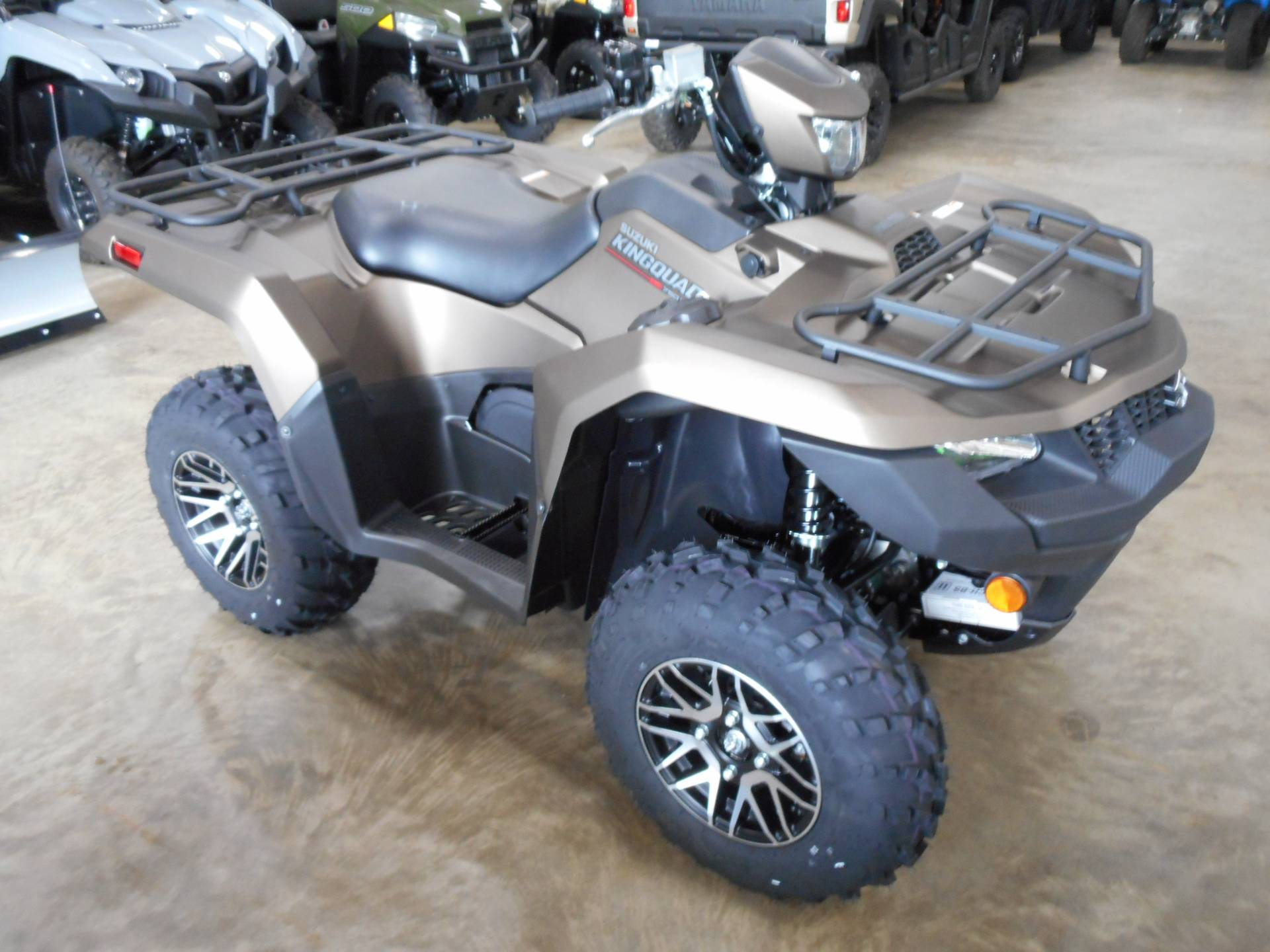 2019 Suzuki KingQuad 750AXi Power Steering SE+ 1
