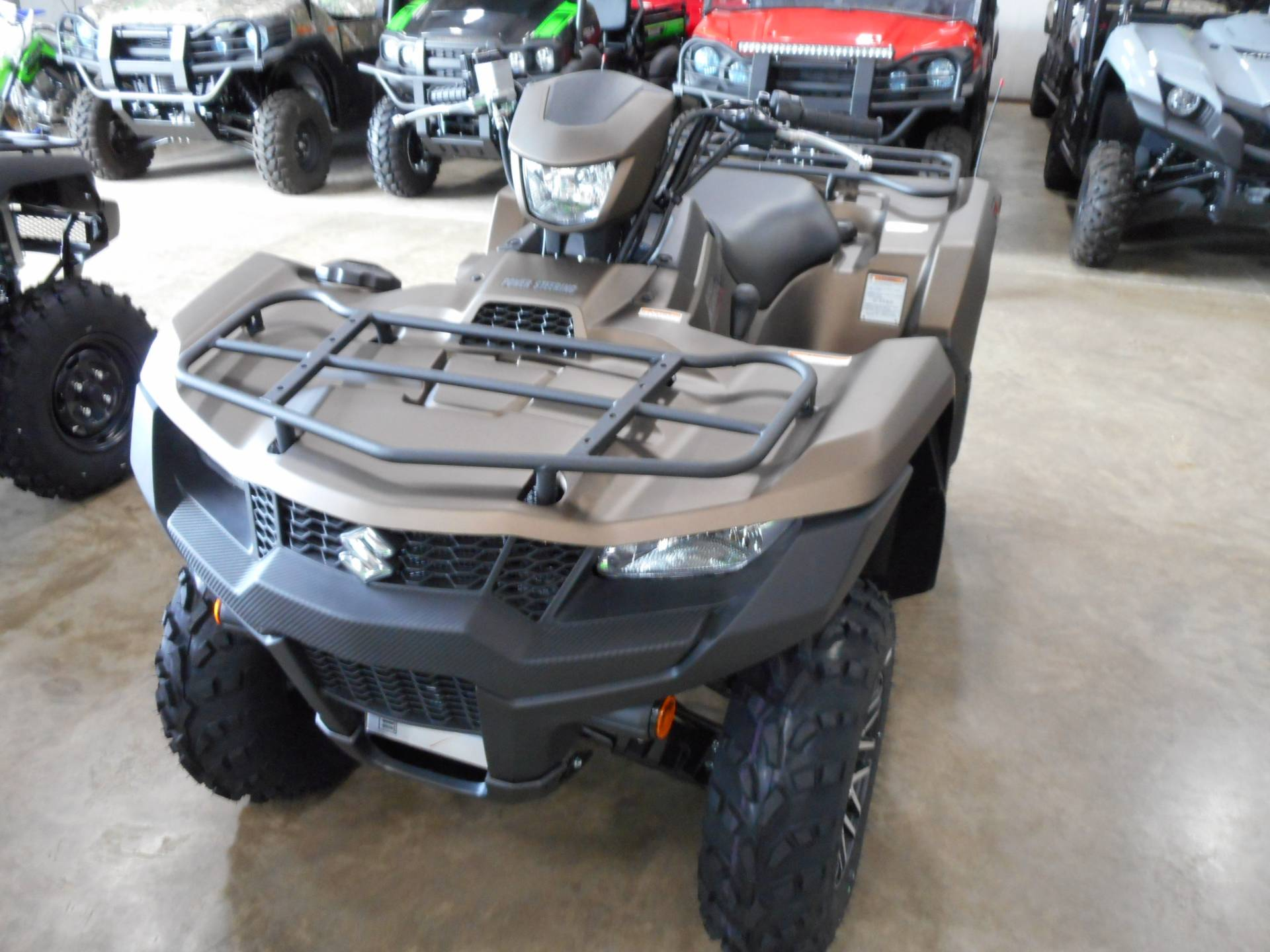 2019 Suzuki KingQuad 750AXi Power Steering SE+ 2