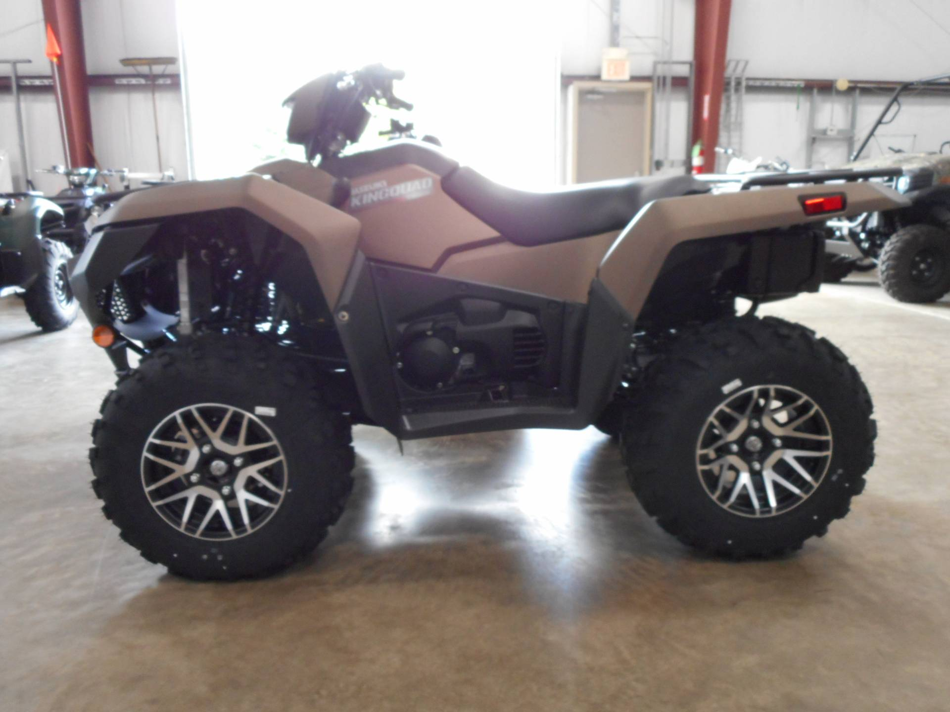 2019 Suzuki KingQuad 750AXi Power Steering SE+ 3