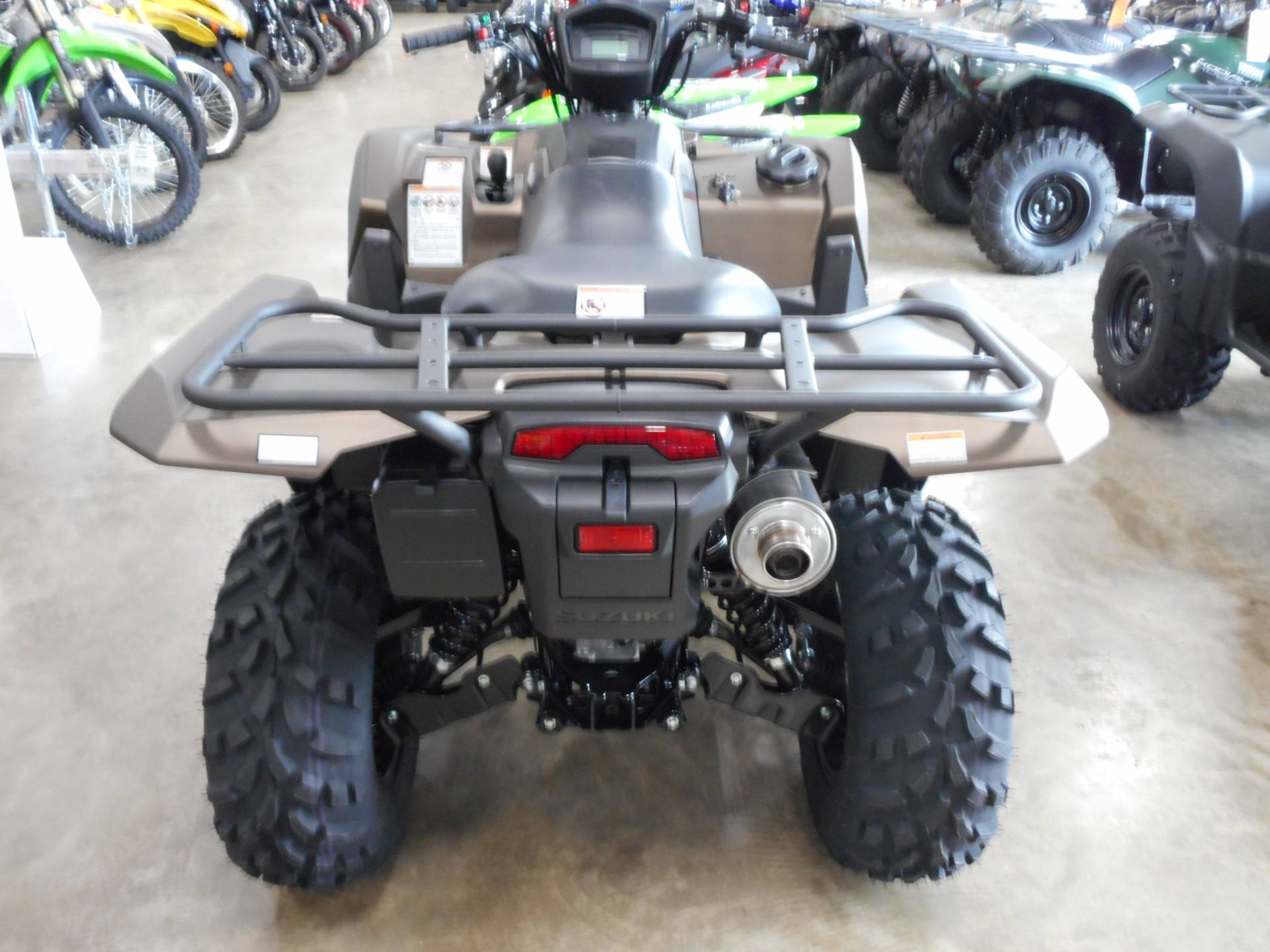 2019 Suzuki KingQuad 750AXi Power Steering SE+ 4