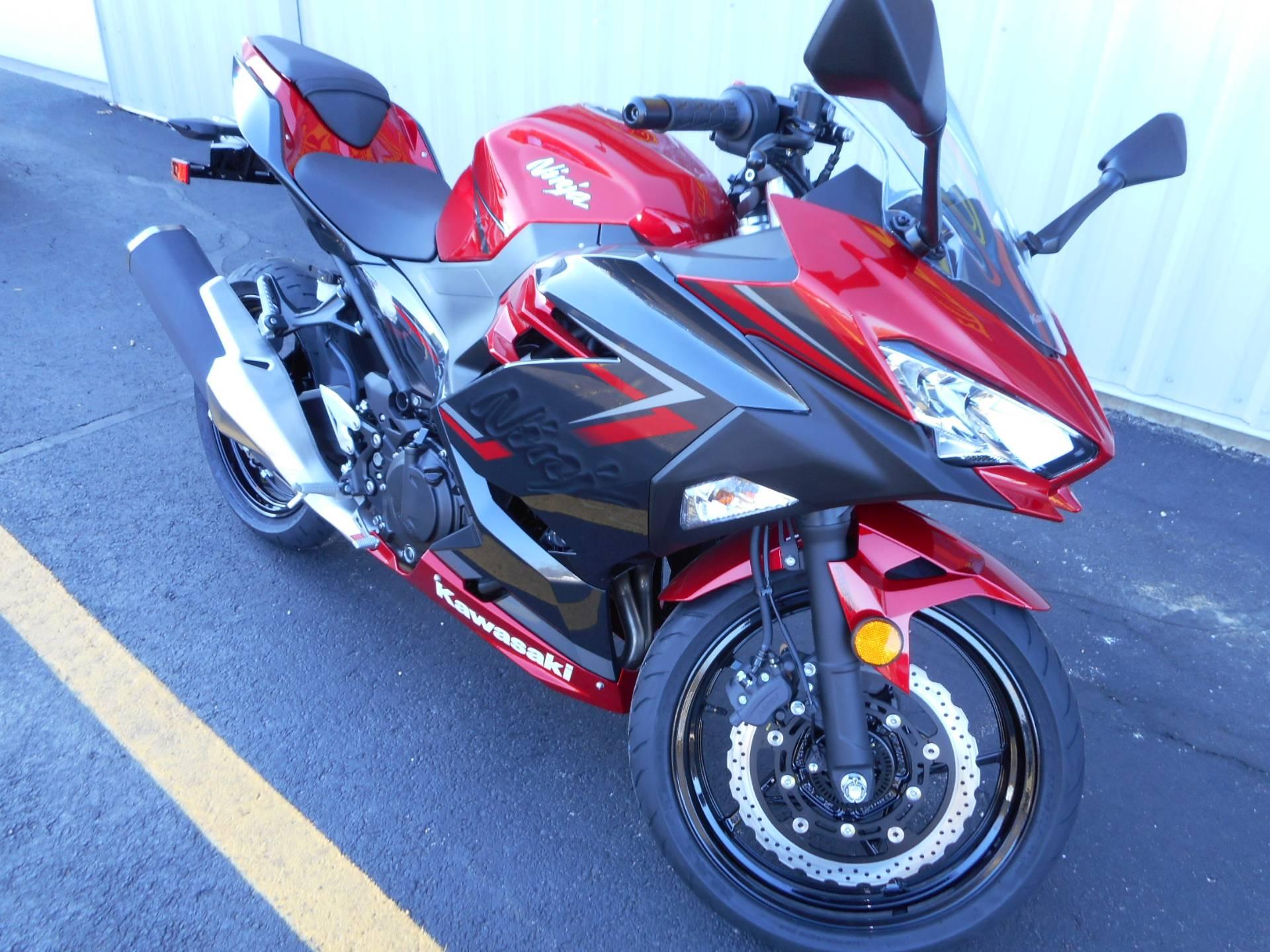 2019 Kawasaki Ninja 400 ABS 3