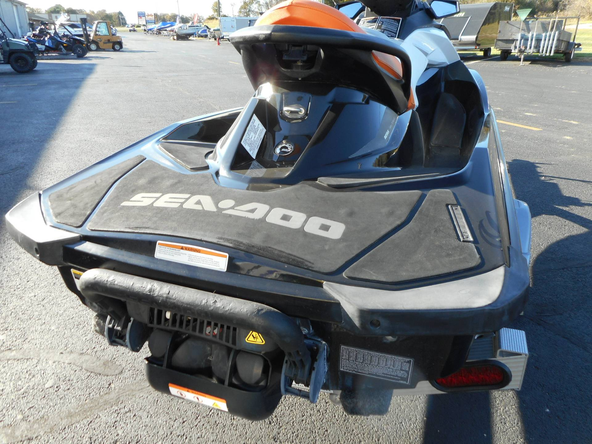 2012 Sea-Doo GTI™ SE 130 in Belvidere, Illinois - Photo 6