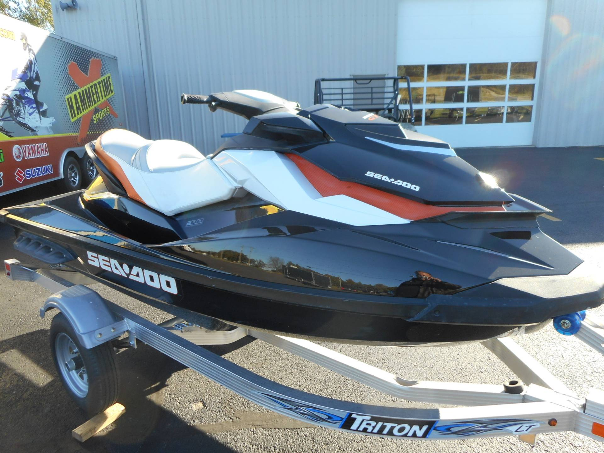 2012 Sea-Doo GTI™ SE 130 in Belvidere, Illinois - Photo 2