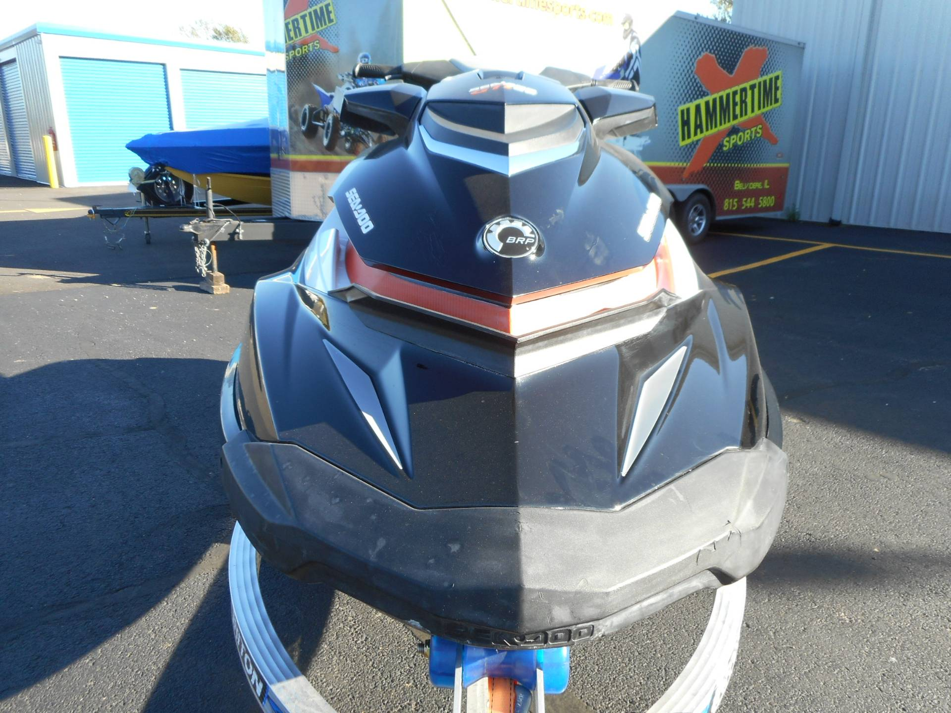 2012 Sea-Doo GTI™ SE 130 in Belvidere, Illinois - Photo 4