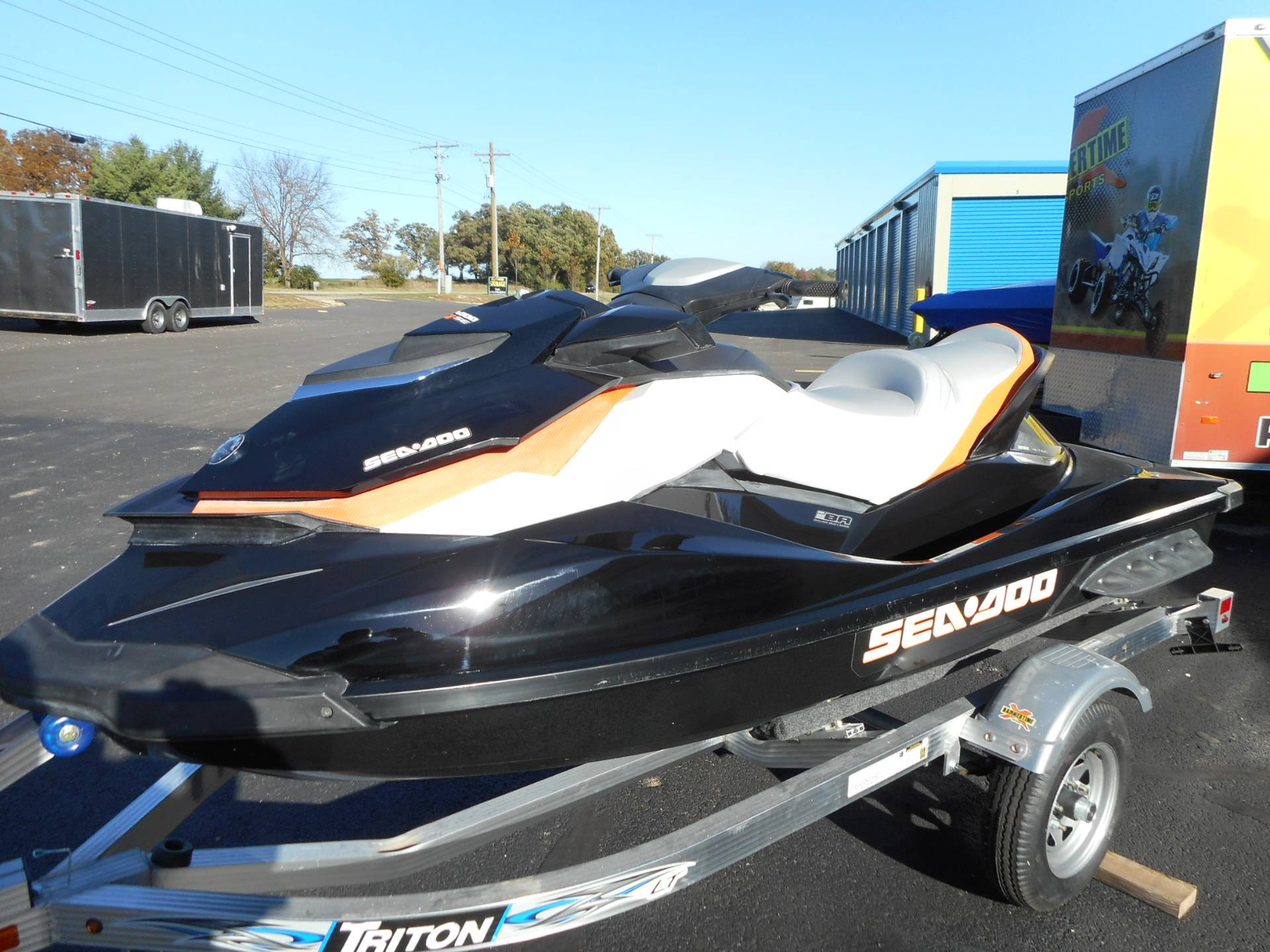 2012 Sea-Doo GTI™ SE 130 in Belvidere, Illinois - Photo 1