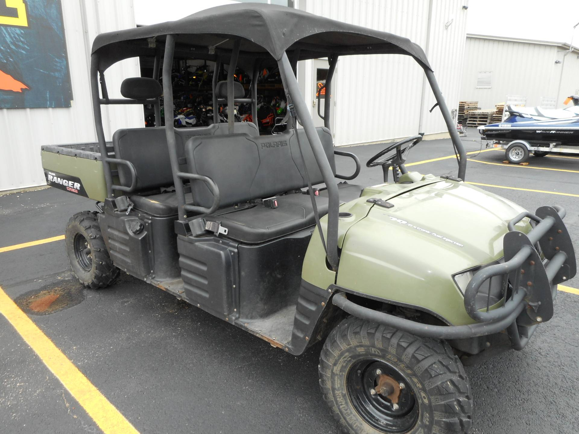 2009 Polaris Ranger™ Crew in Belvidere, Illinois