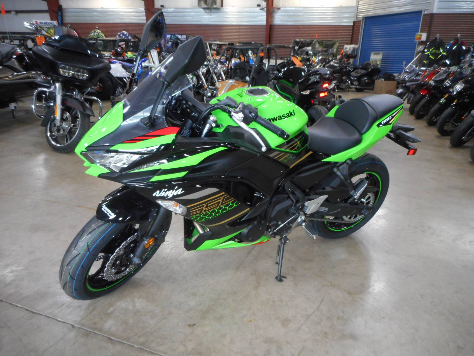 2020 Kawasaki Ninja 650 ABS KRT Edition in Belvidere, Illinois - Photo 3