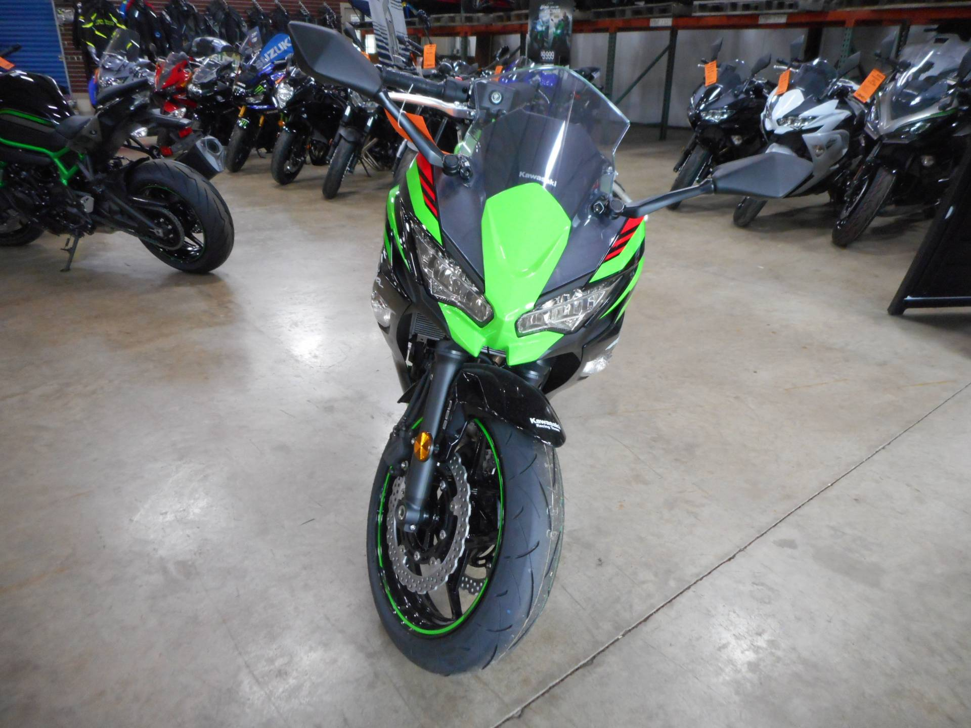 2020 Kawasaki Ninja 650 ABS KRT Edition in Belvidere, Illinois - Photo 4