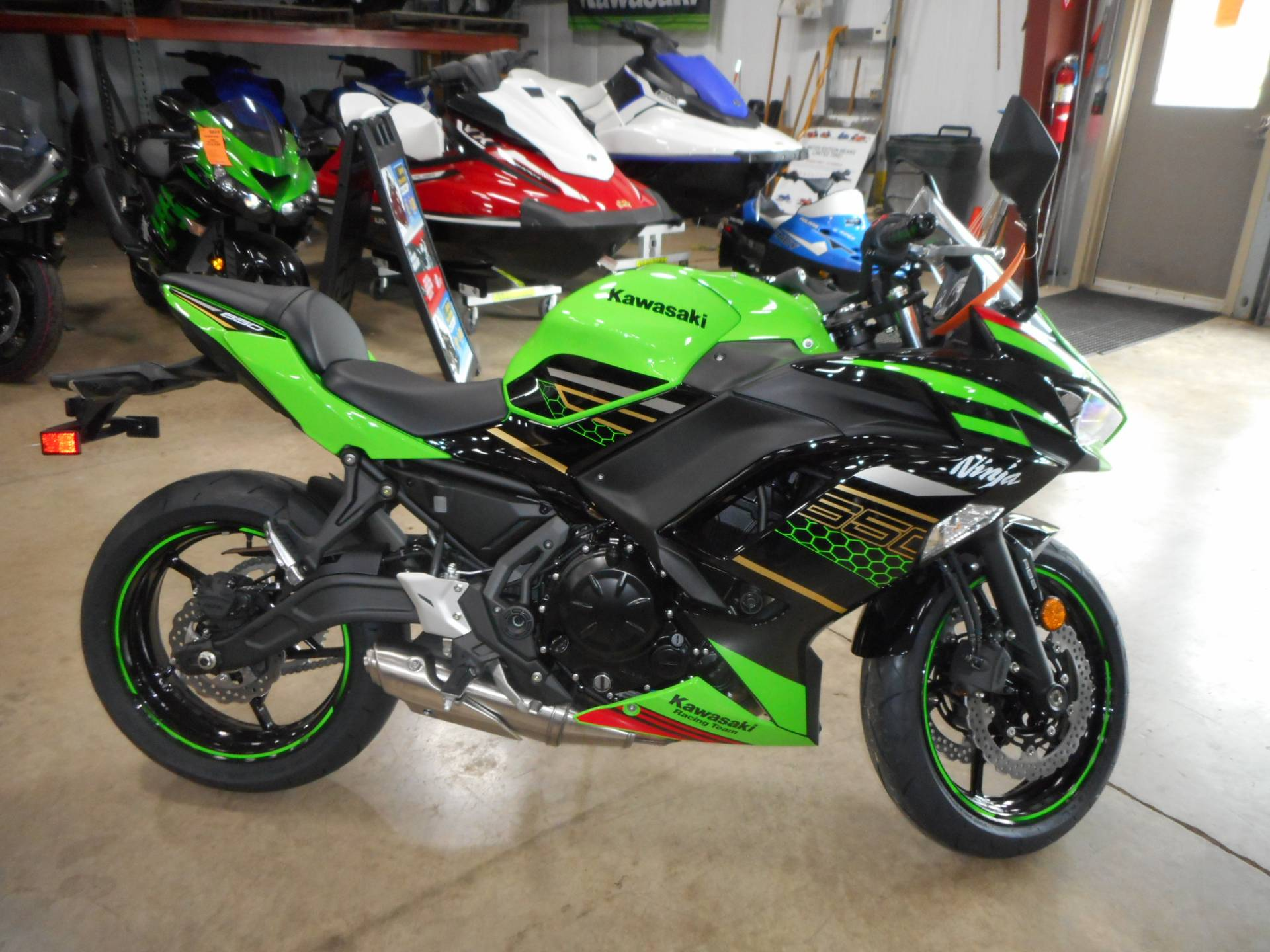 2020 Kawasaki Ninja 650 ABS KRT Edition in Belvidere, Illinois - Photo 2