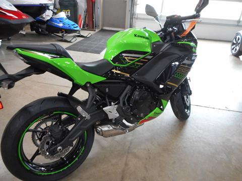 2020 Kawasaki Ninja 650 ABS KRT Edition in Belvidere, Illinois - Photo 5
