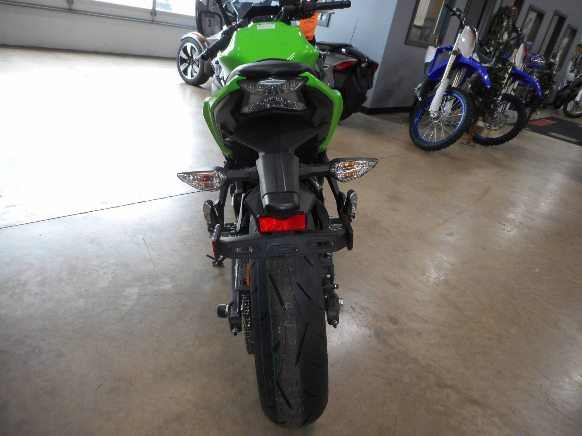 2020 Kawasaki Ninja 650 ABS KRT Edition in Belvidere, Illinois - Photo 6