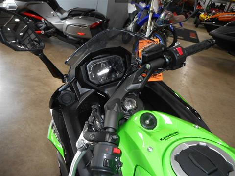 2020 Kawasaki Ninja 650 ABS KRT Edition in Belvidere, Illinois - Photo 7