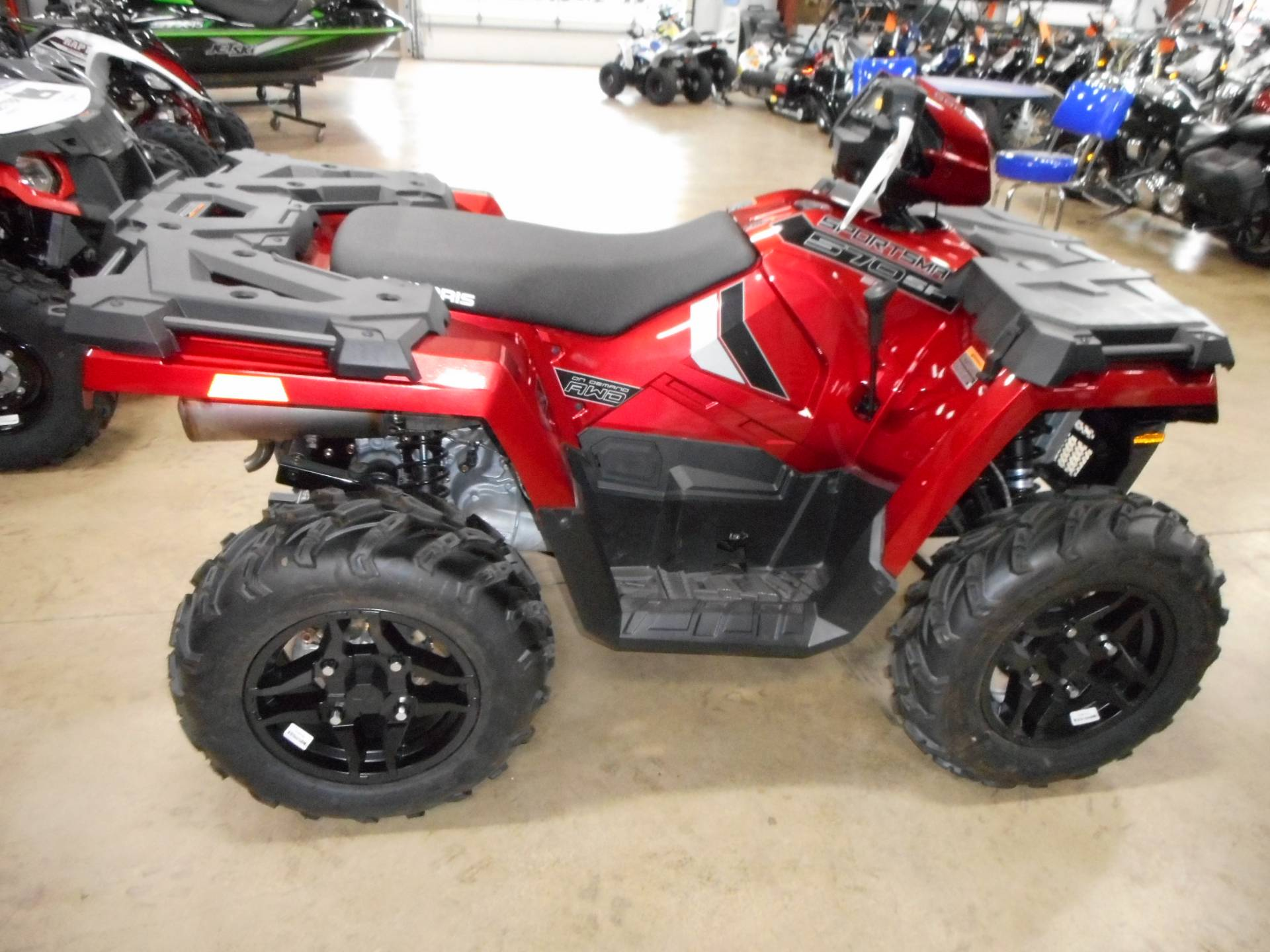 2018 Polaris Sportsman 570 SP in Belvidere, Illinois