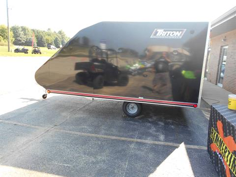 2018 Triton Trailers TC128 in Belvidere, Illinois