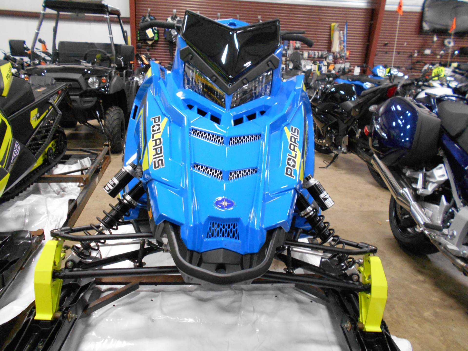 2018 Polaris 800 Switchback PRO-S SnowCheck Select in Belvidere, Illinois