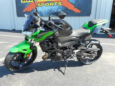 2019 Kawasaki Z400 ABS in Belvidere, Illinois - Photo 1