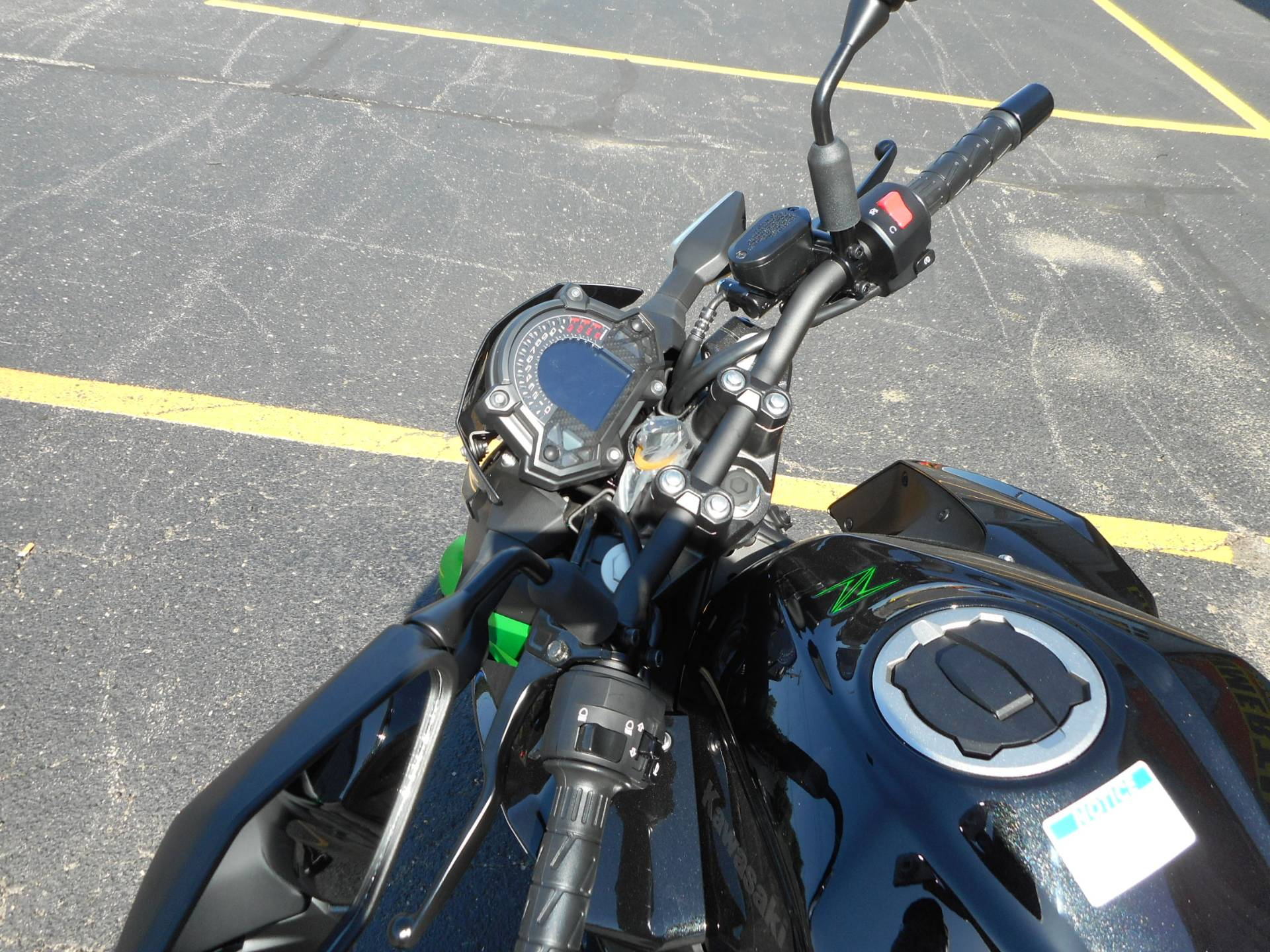 2019 Kawasaki Z400 ABS in Belvidere, Illinois - Photo 6