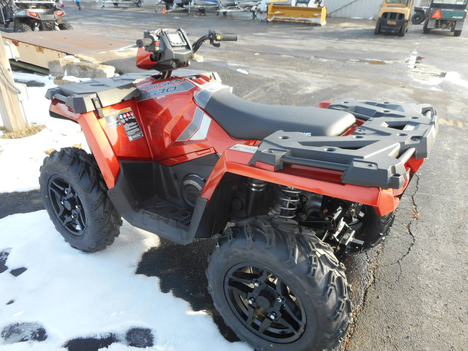 2020 Polaris Sportsman 570 Premium in Belvidere, Illinois - Photo 6